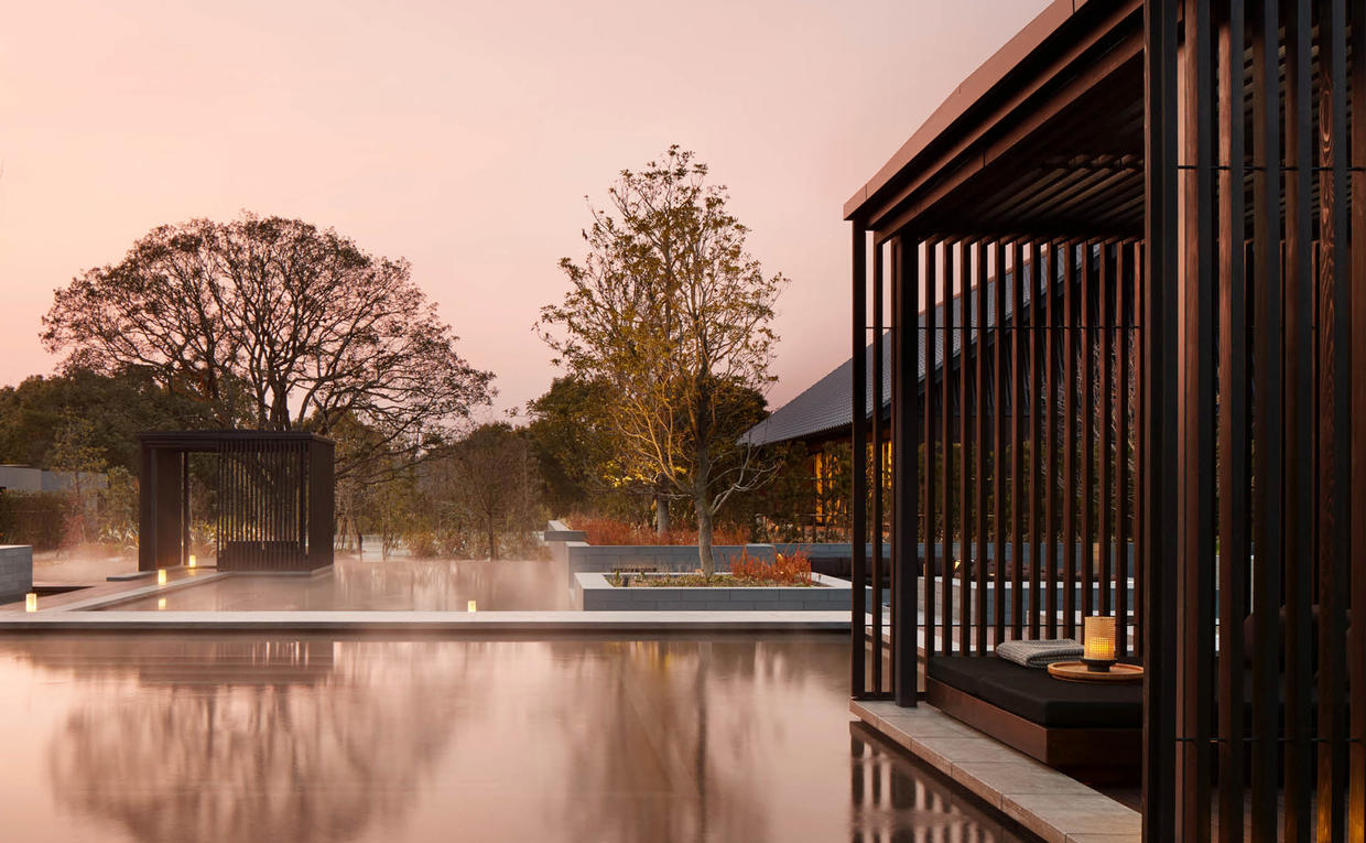 Amanemu, Japan - Outdoor pool