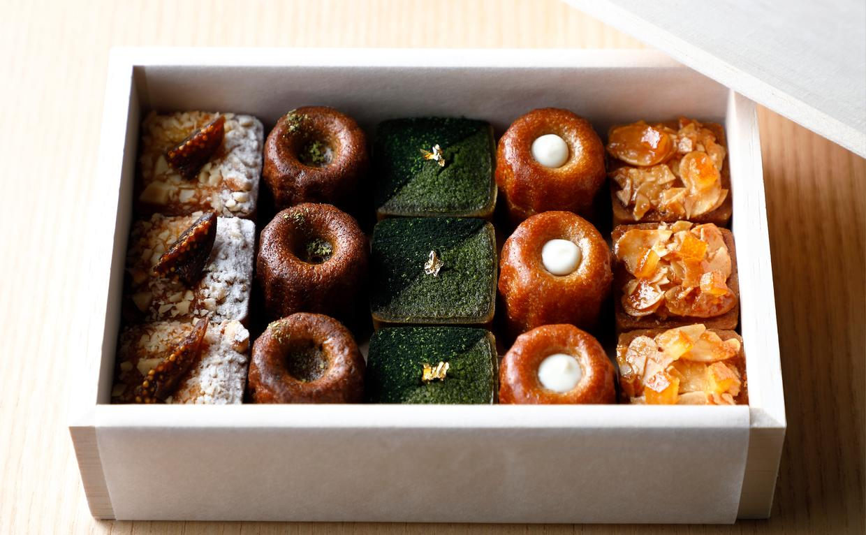 Aman_Kyoto_Assorted_Baked_Goods