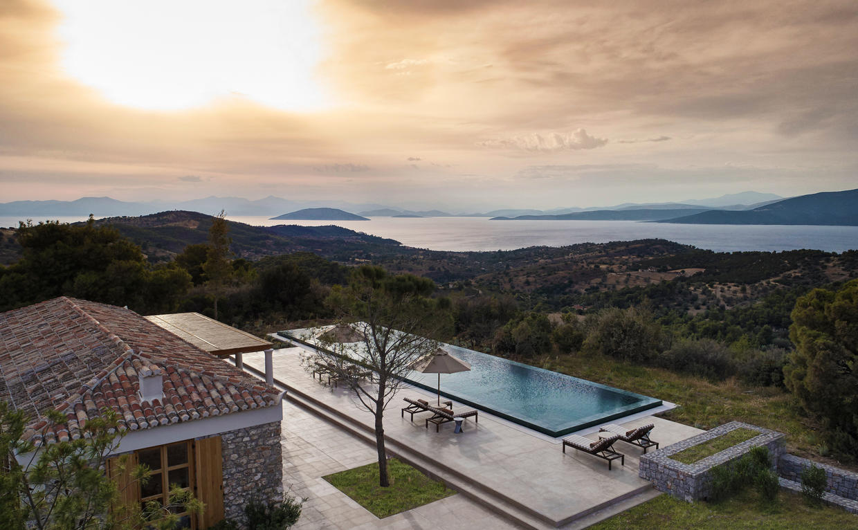 Amanzoe, Greece - Villa 31