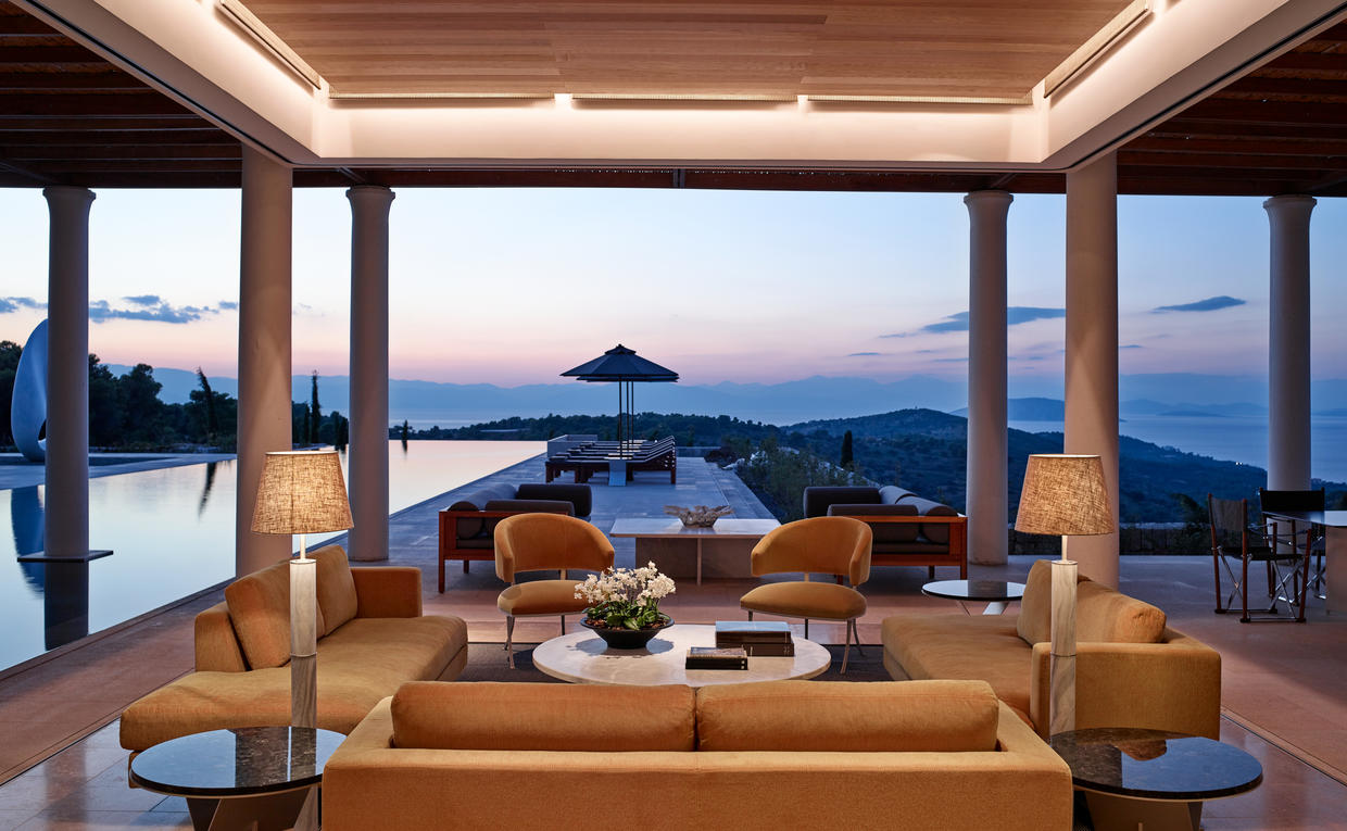 Amanzoe, Greece - Villa 20
