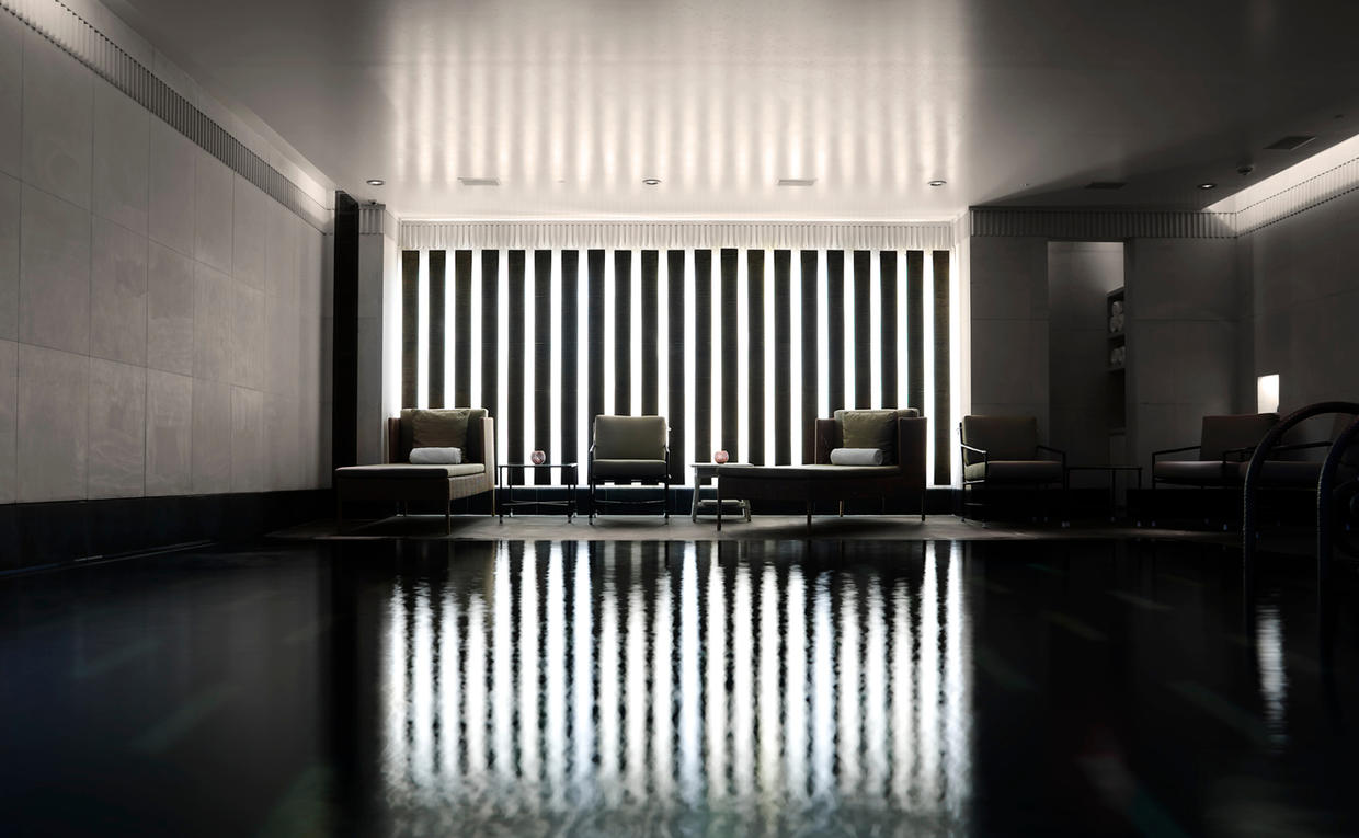 Aman Spa at The Connaught London