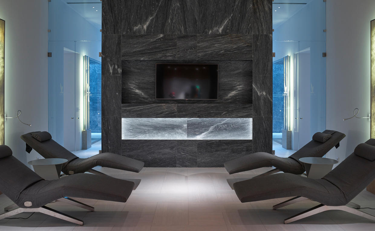 Private Spa, Villa 20, Amanzoe, Greece