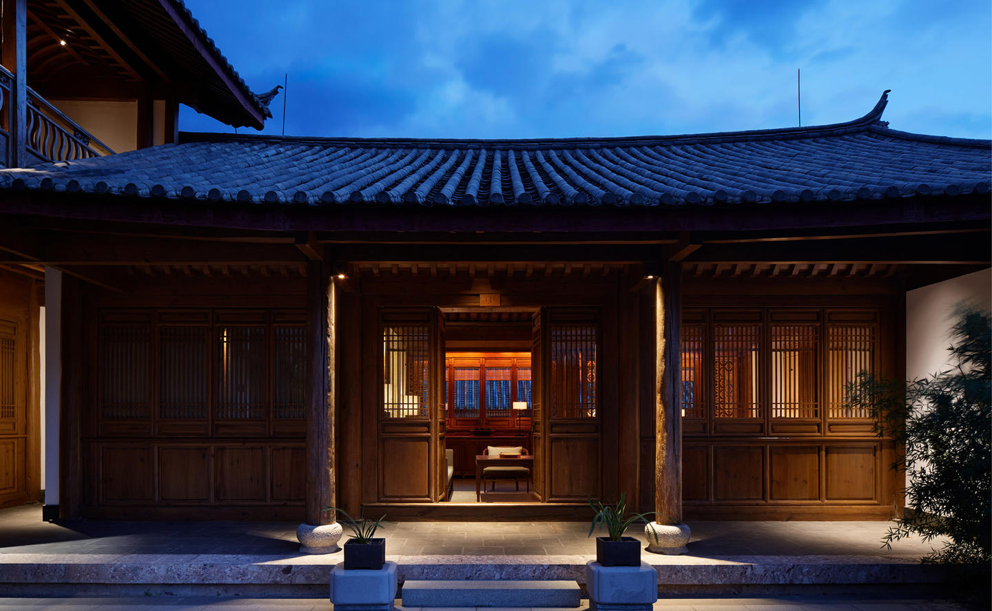 Exterior, Courtyard Suite - Amandayan, China