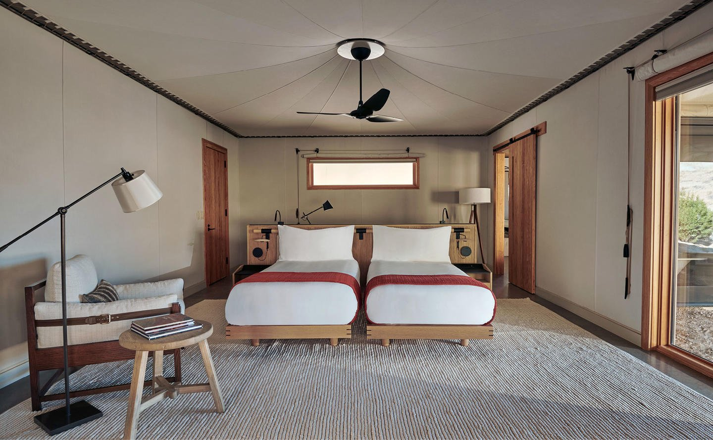 Two-Bedroom Mesa Pavilion - Bedroom