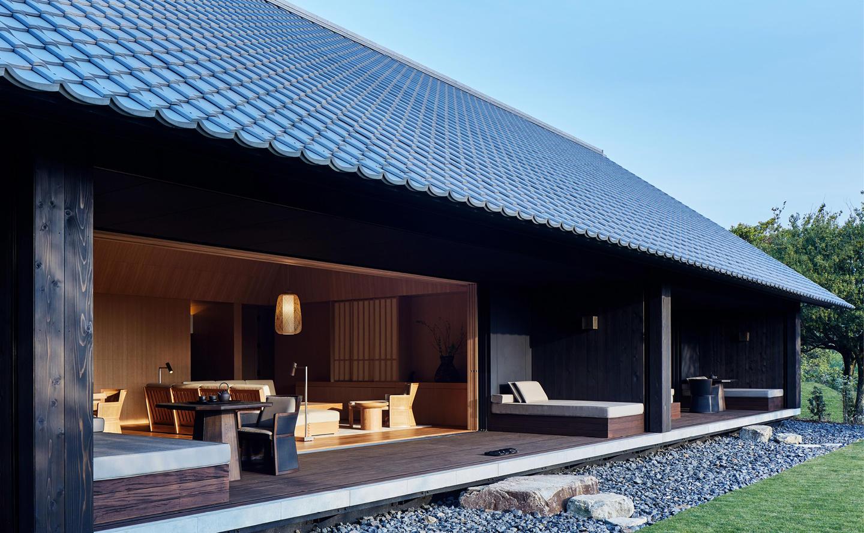 Exterior, Mori Villa - Amanemu, Japan