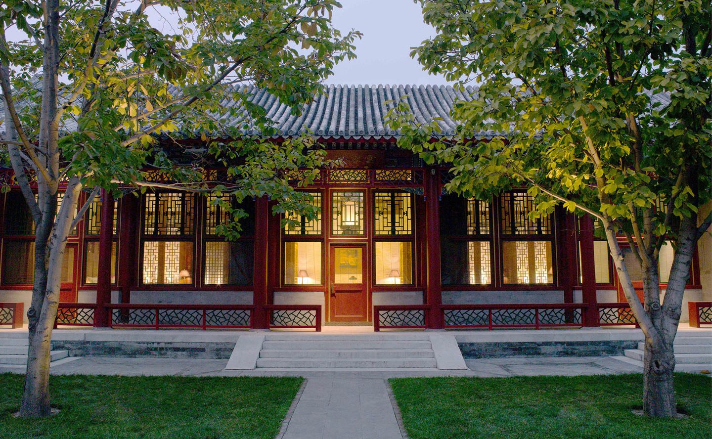 Exterior, Imperial Suite - Aman Summer Palace, China