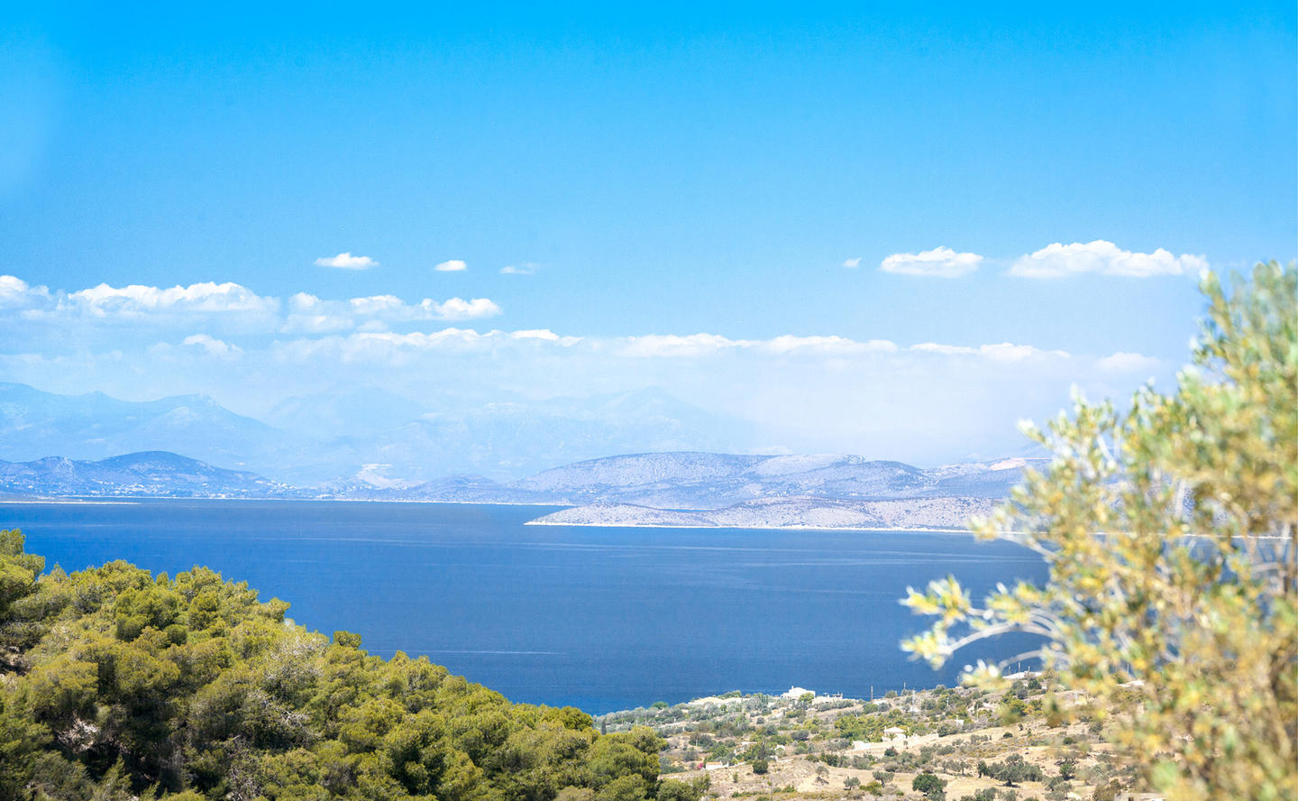 View over the Aegean, Six-Bedroom Villa - Amanzoe, Greece