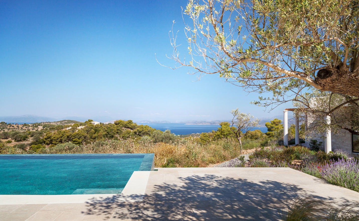 Swimming Pool, Six-Bedroom Villa - Amanzoe, Greece