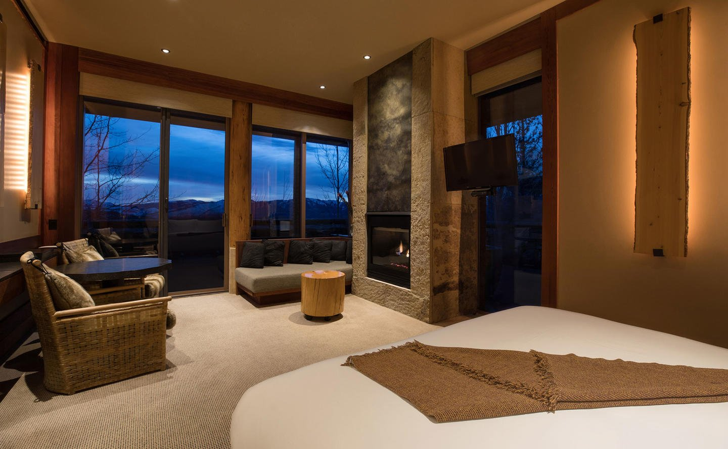 Deluxe Suite - Amangani, Wyoming, USA