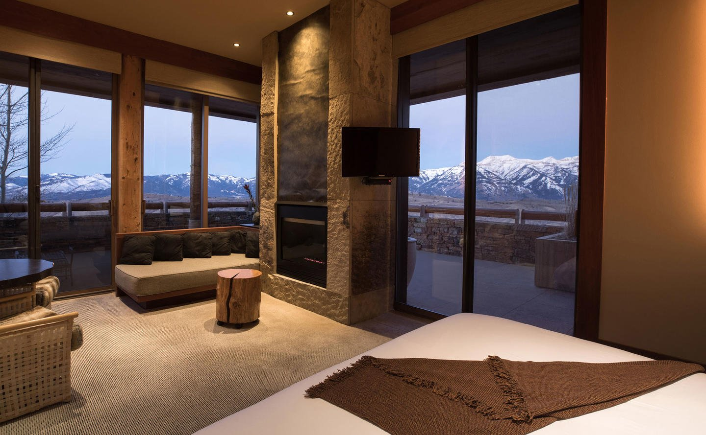 Shoshone Suite - Amangani, Wyoming, USA