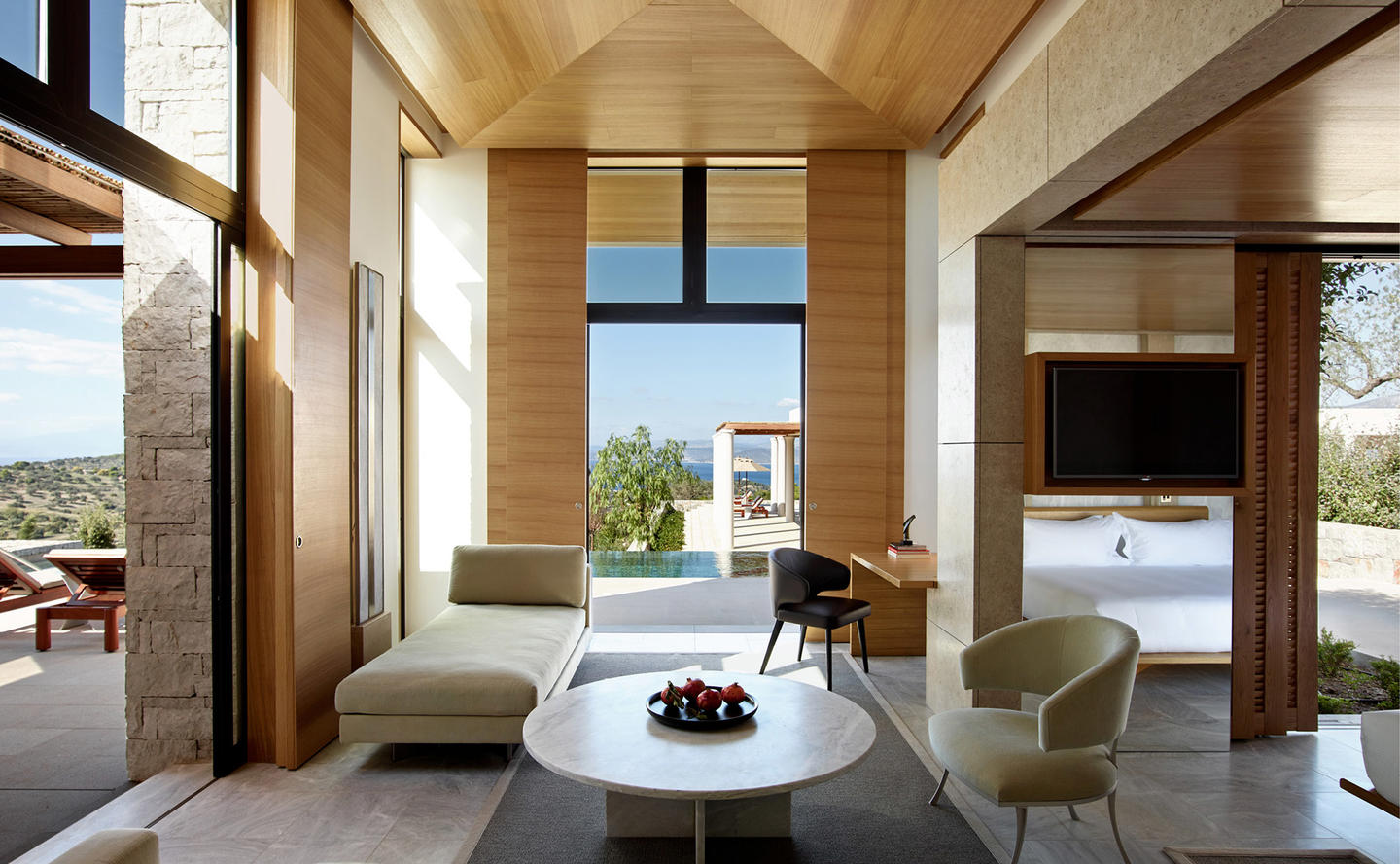 Suite, Villa 20 - Amanzoe, Greece
