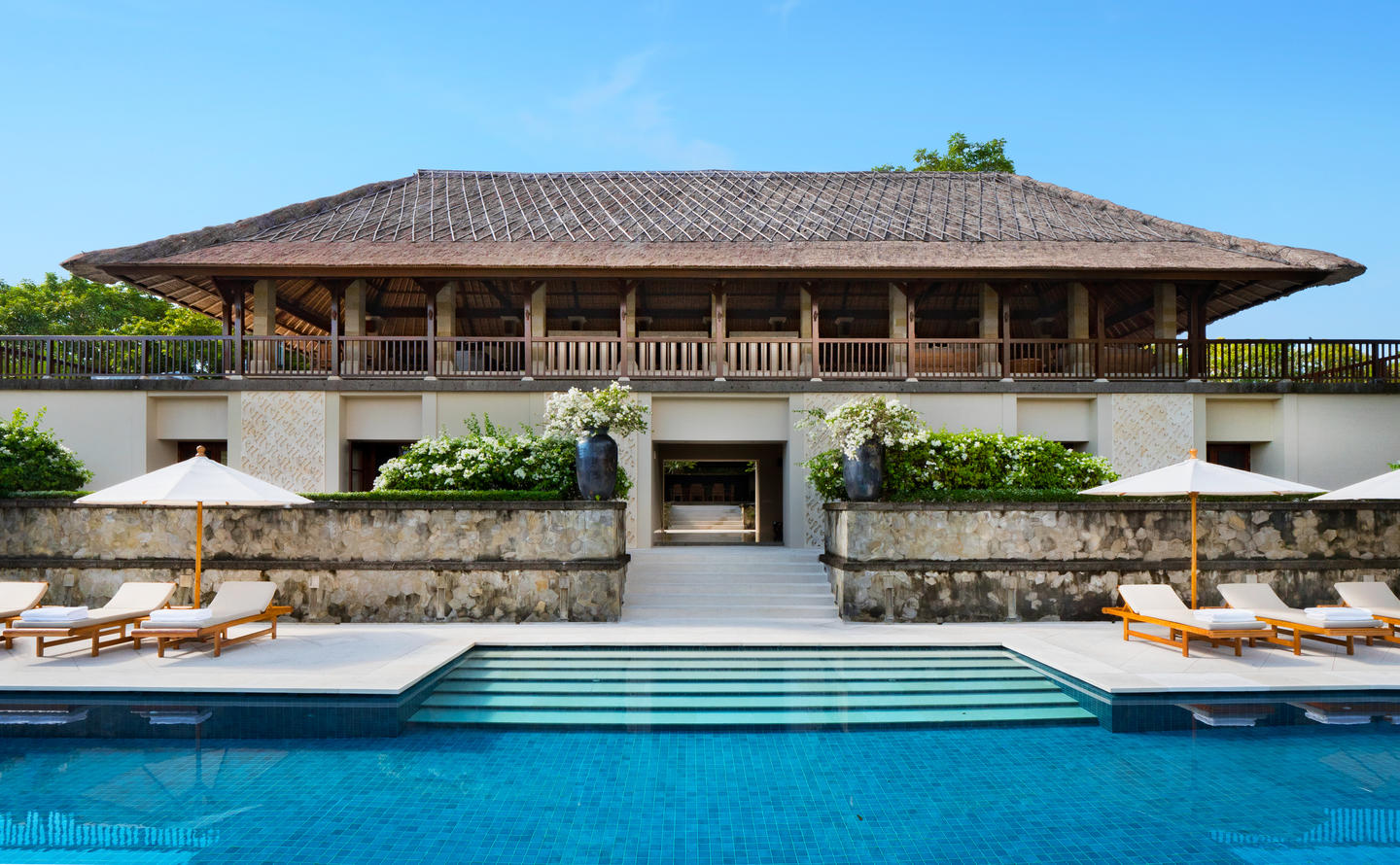 Aman Villas at Nusa Dua, Indonesia - Villa 1 Swimming Pool