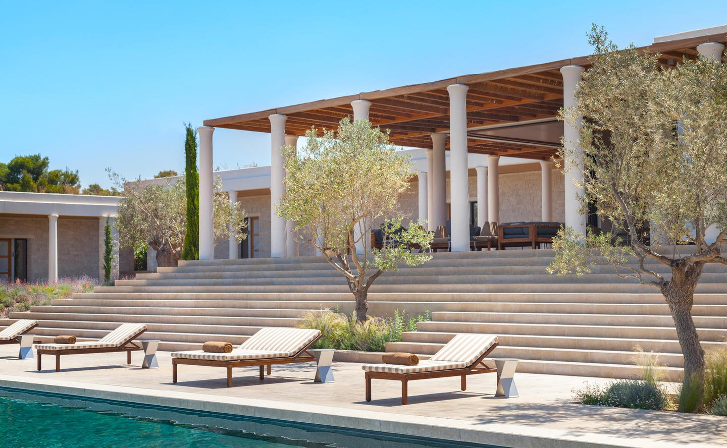 Six Bedroom Villa, Amanzoe, Greece