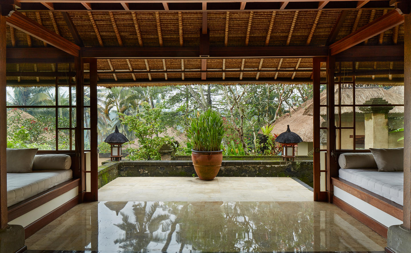 Courtyard, Village Suite - Amandari, Bali