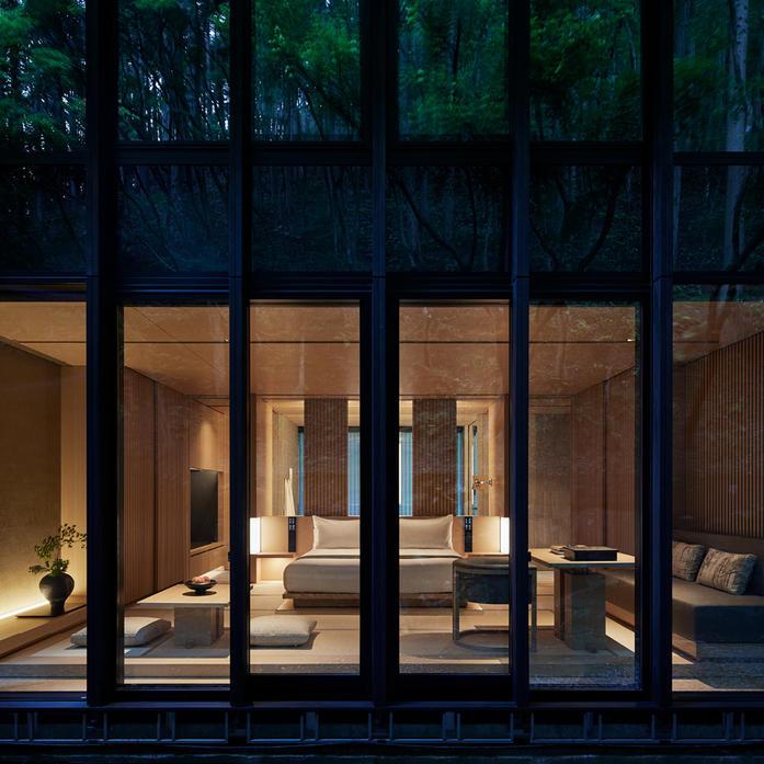 Takagamine Suite - Aman Kyoto, Japan