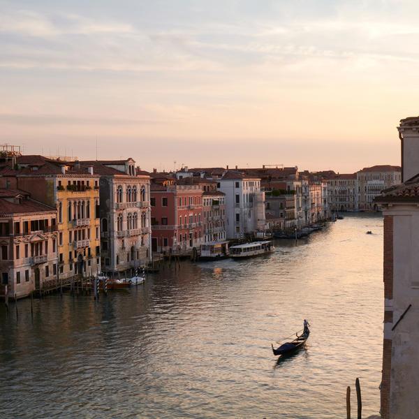 Aman Venice, Italy - Grand Canal, Sunset