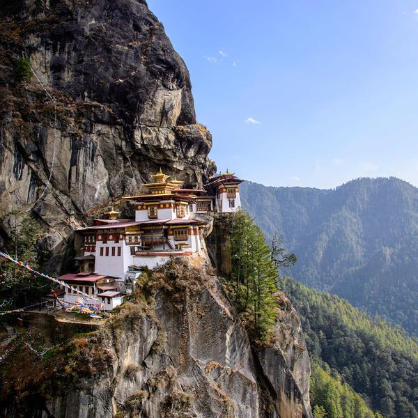 Amankora, Bhutan - Cultural Sites, The Tiger's Nest