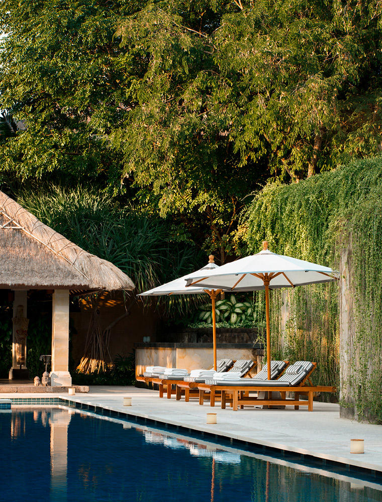 Aman Villas at Nusa Dua, Indonesia - Resort Main Pool