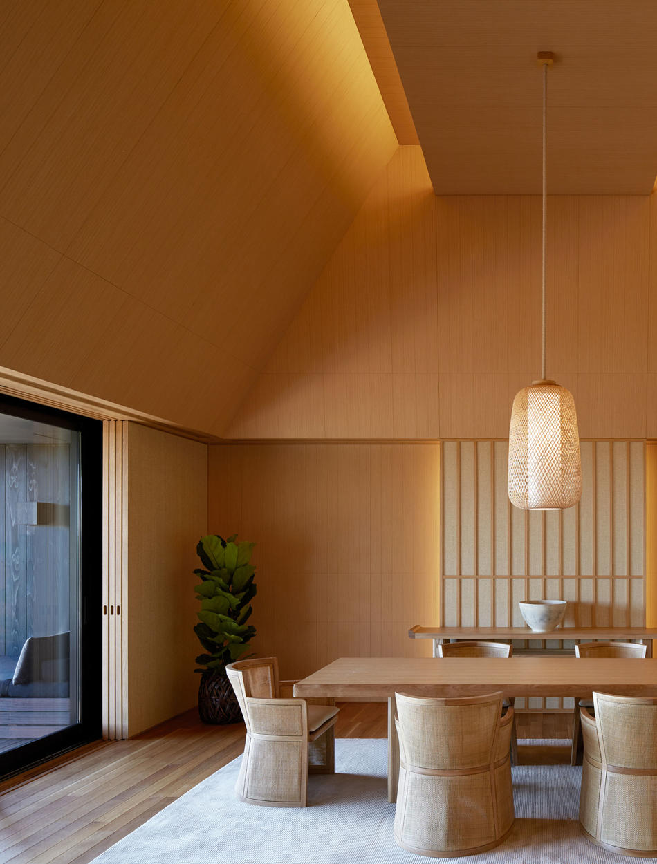 Amanemu, Japan - Interior, Table