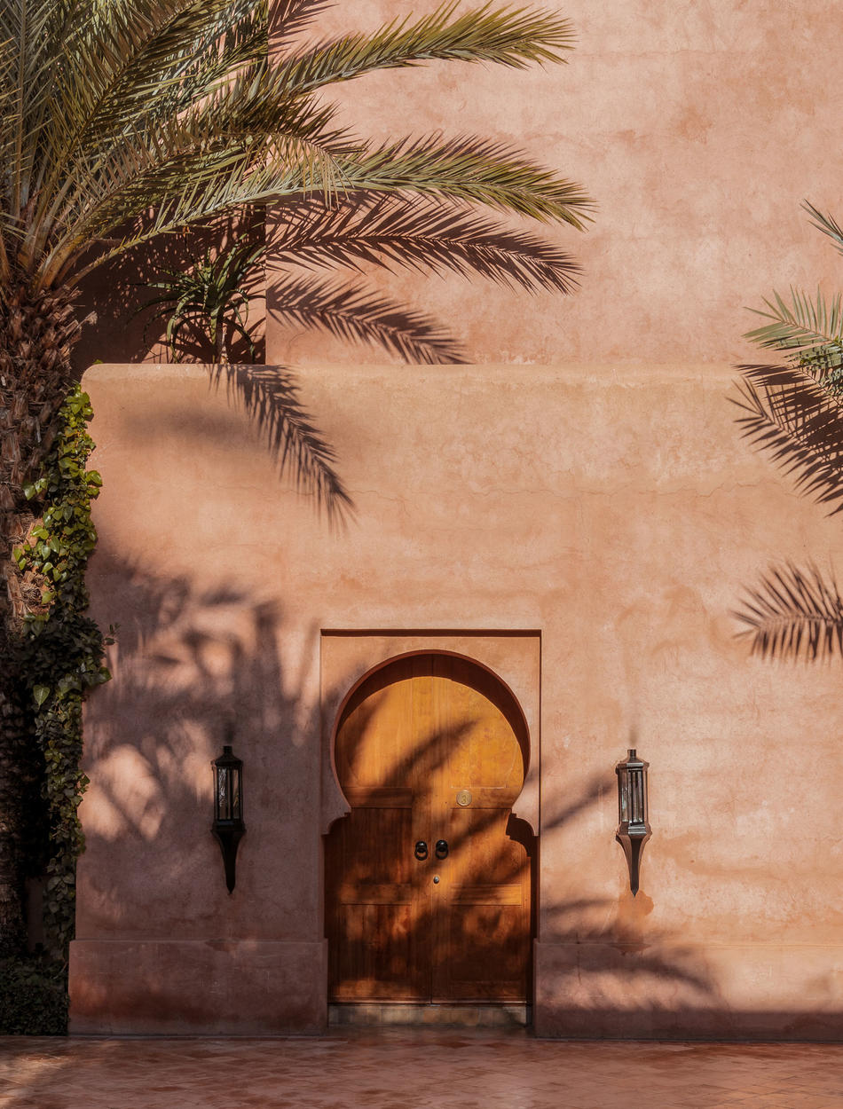 Amanjena, Marrakech - Resort Exterior, Door