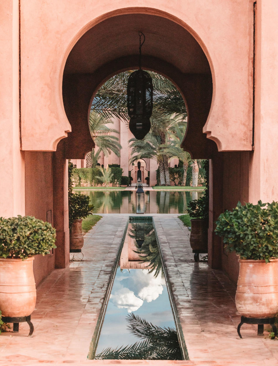 Amanjena, Marrakech - Resort Exterior, Architecture