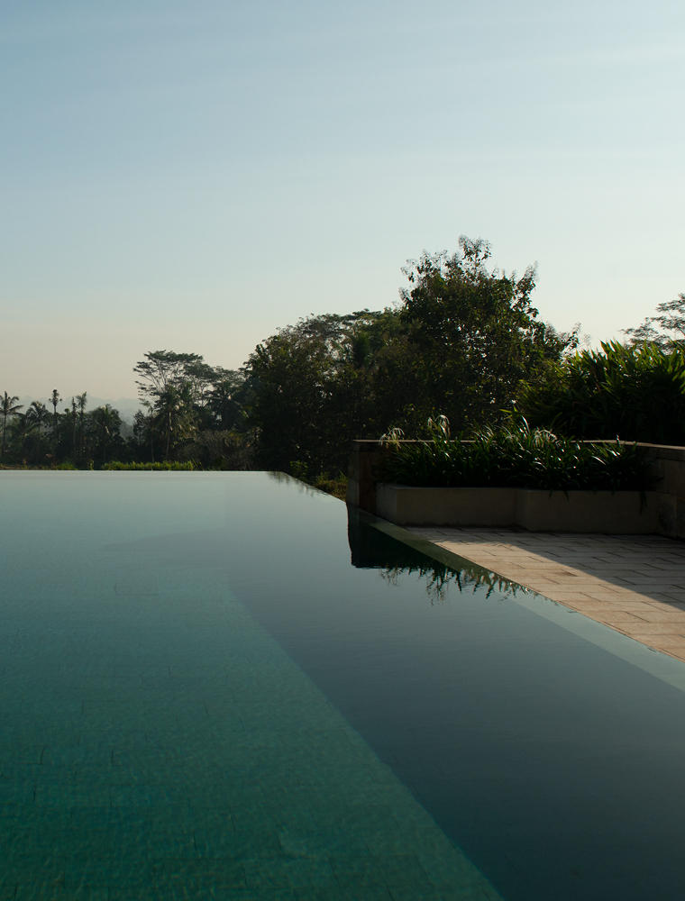 Swimming Pool, Dalem Jiwo Suite - Amanjiwo, Java, Indonesia
