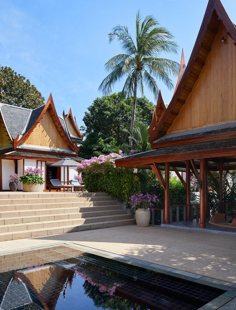 Swimming Pool, Five-Bedroom Garden Villa, Amanpuri, Thailand