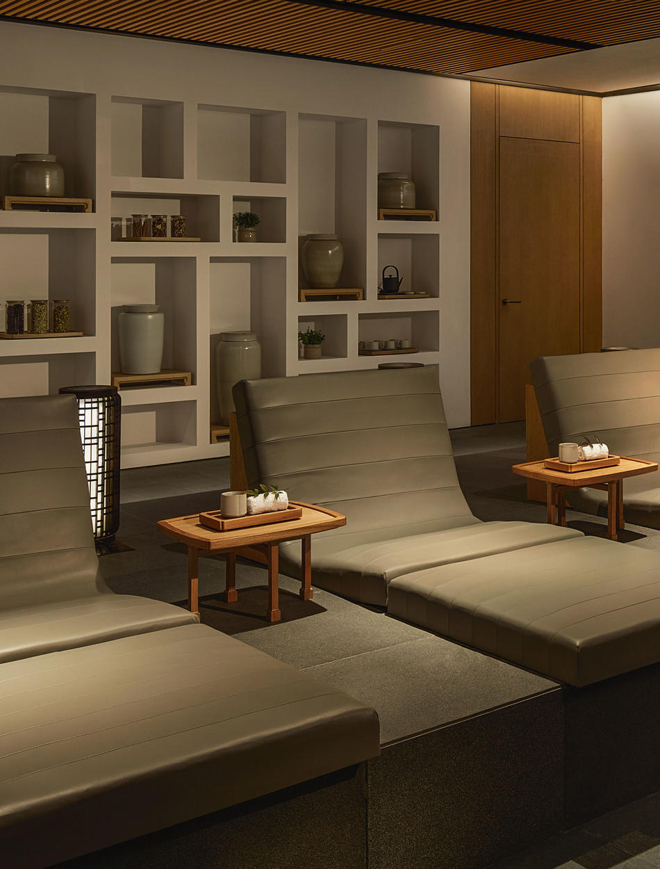 Amanyangyun, China - Wellness, Spa, Lounge