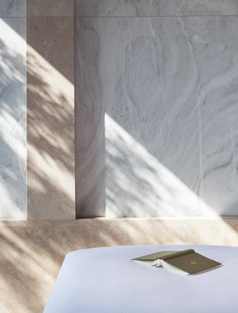 Architectural Detail, Two-Bedroom Villa, Amanzoe, Greece