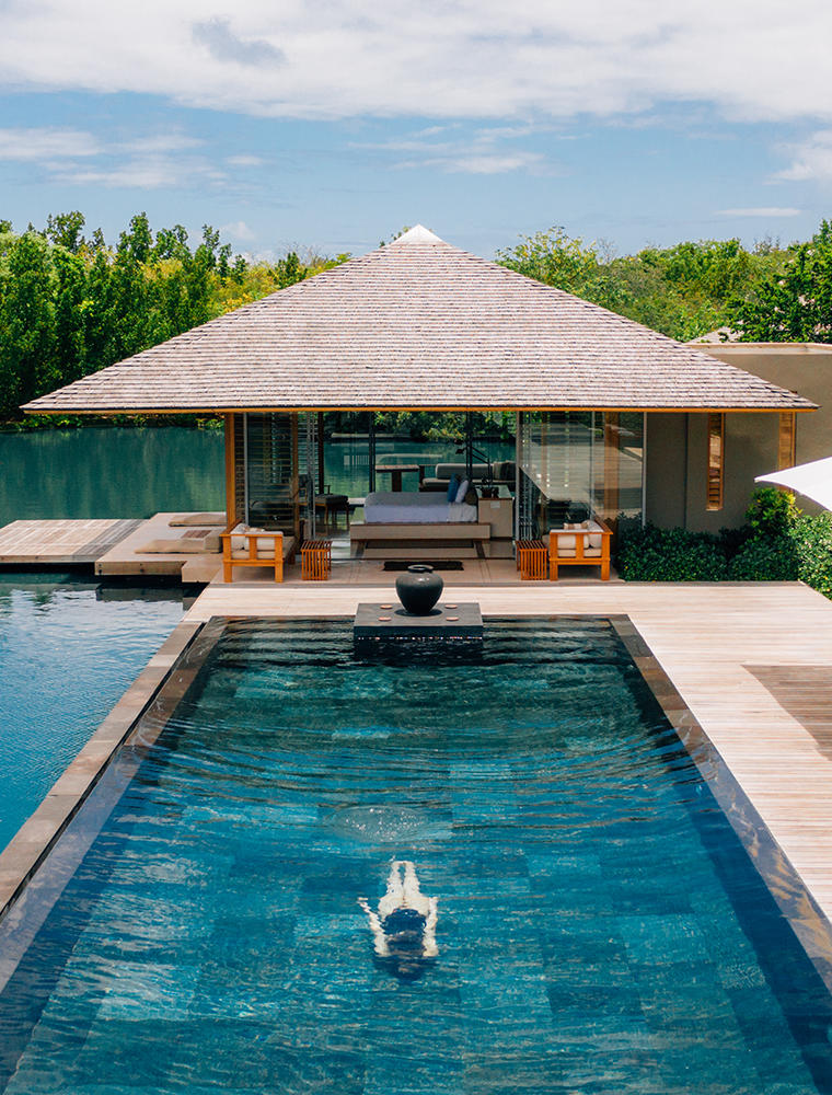 Swimming Pool, Four-Bedroom Tranquility Villa - Amanyara, Turks & Caicos