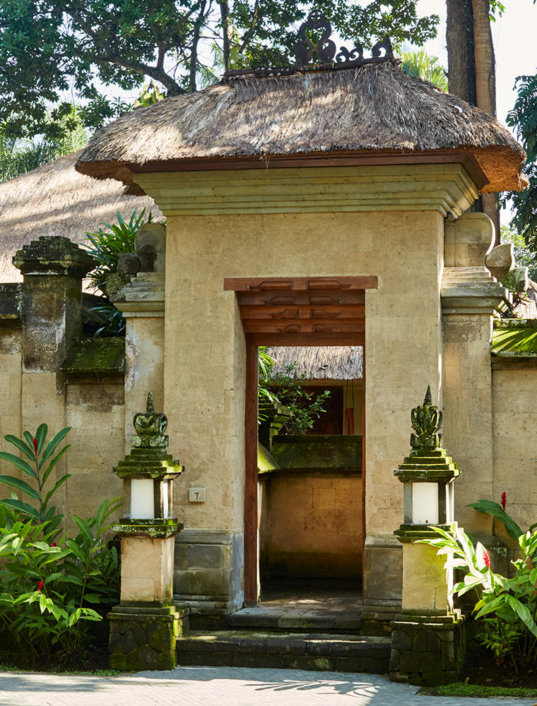 Entrance, Pool Suite - Amandari, Bali